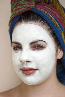 Free Facial Treatment Stock Image - 544911