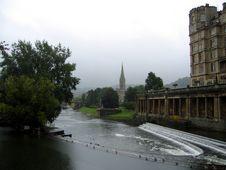 Free Bath, England Royalty Free Stock Photography - 545277