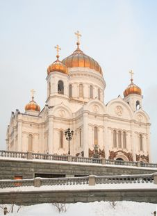 Free Cathedral In Moscow Royalty Free Stock Images - 545379