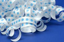 Free White Ribbon Royalty Free Stock Image - 546016