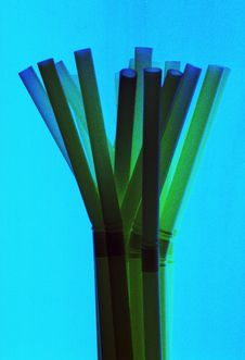 Free Abstract Straws Stock Photo - 546470