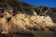 Free Landscape With Rocks 2 Stock Photo - 547080