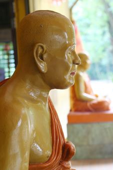 Free Monks Stock Photo - 548650