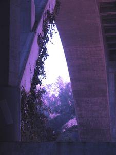 Free Colorado Street Bridge Stock Image - 548751