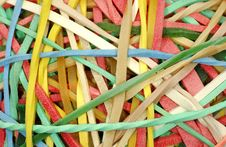 Free Rubberbands Royalty Free Stock Image - 548956