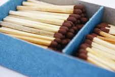 Free Match Box Stock Image - 549191