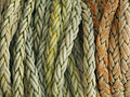 Free Coiled Rope Detail Royalty Free Stock Images - 5408699
