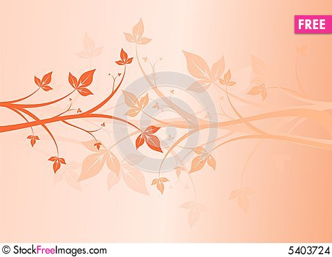 Free Floral Abstract Stock Images - 5403724