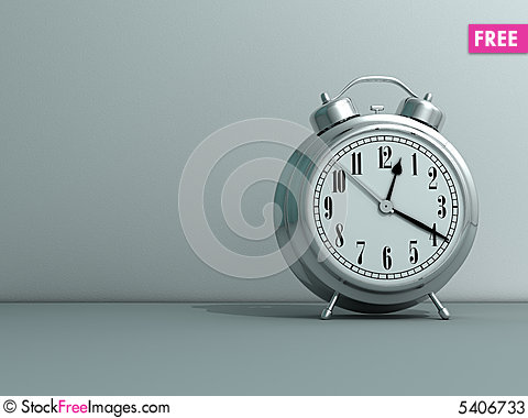 Free Alarm Clock Stock Photos - 5406733