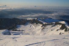 Free Winter Pistes Stock Photo - 5400720