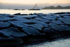 Free Sjosanden, Mandal, Norway Royalty Free Stock Photos - 5400868
