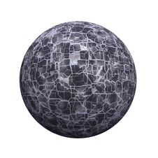 Free Spherical 3D Button Stock Image - 5400941