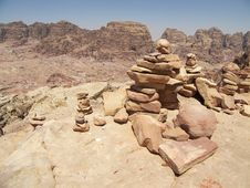 Free Petra, Jordan Royalty Free Stock Photos - 5401598