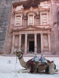 Free Petra, Jordan Royalty Free Stock Images - 5401609