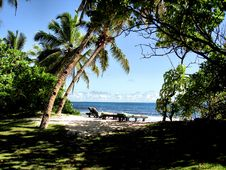Free Tropical Beach Stock Photo - 5401790