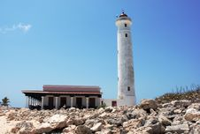 Free Eco Park Lighthouse Royalty Free Stock Images - 5402269