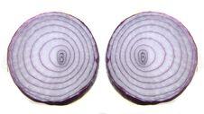 Free Onion Eyes On Isolated White Stock Image - 5402891