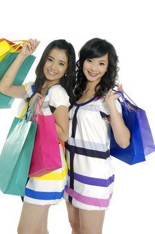 Free Shopping Royalty Free Stock Image - 5403396