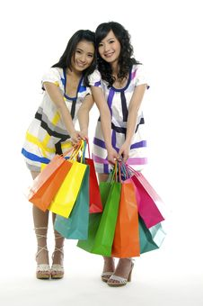 Free Shopping Royalty Free Stock Photography - 5403517