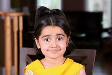 Free Little Girl Royalty Free Stock Photography - 5403597
