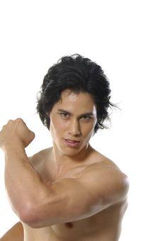 Free Bodybuilding Stock Photo - 5403780