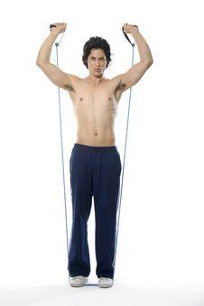 Free Bodybuilding Stock Image - 5403791