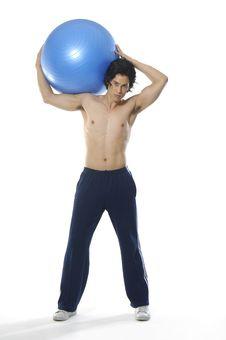 Free Bodybuilding Stock Photo - 5403890