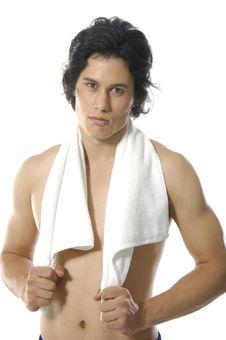Free Bodybuilding Stock Photo - 5403930
