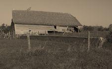Free Rustic Barn Stock Photo - 5404130