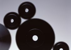 Free Gear Wheel Stock Image - 5404381
