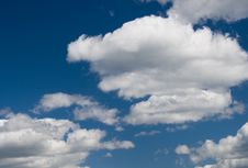 Free White Clouds Stock Photography - 5404912