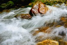 Free A Water Torrent Stock Photography - 5404952