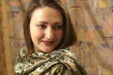 Free Portrait Of Girl Stock Photos - 5405173