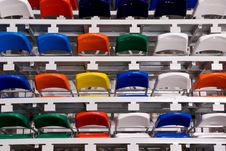 Free Stadium Seats Stock Photos - 5405353