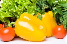 Free Fresh Vegetables Stock Photo - 5405940