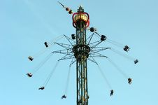 Free Chairoplane Stock Images - 5406124