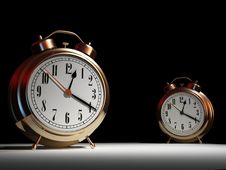 Free Alarm Clock Royalty Free Stock Photo - 5406745