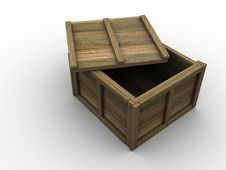 Free Chest Royalty Free Stock Image - 5406906