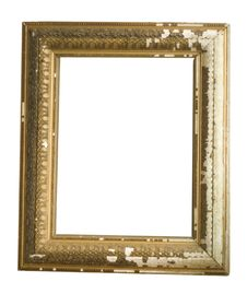 Free Gilded Frame Royalty Free Stock Photo - 5408045