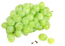 Free White Grapes Stock Images - 5408494