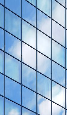 Free Glass Facade Stock Photo - 5409100