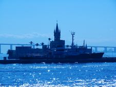 Free Cargo Shipping Stock Image - 5409381