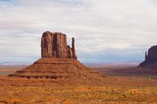 Free Monument Valley Stock Images - 5409774