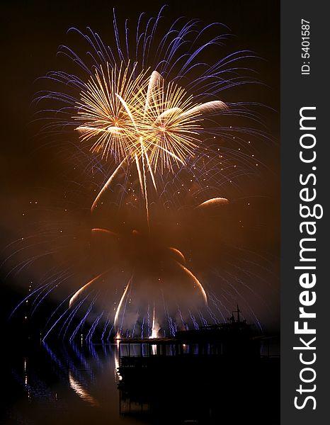 Fireworks Ignis Brunensis