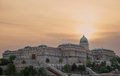 Free HUNGARIAN ROYAL PALACE Stock Photos - 54061473
