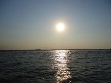 Free Sunset. Stock Photography - 54093792