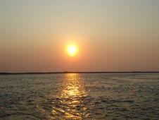 Free Sunset. Stock Photo - 54094010
