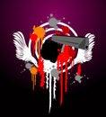 Free Gun Shooting Royalty Free Stock Image - 5413706