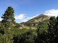 Free Mountain Peak Stock Image - 5417291
