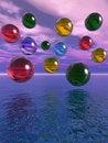 Free Water Balls Royalty Free Stock Photo - 5418145